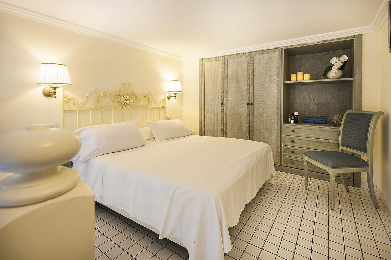 Zona notte junior suite